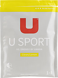 U Sport 1:0,8 - Citron Portion (100g)
